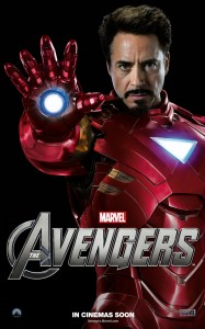 The Avengers poster - Australia - Iron Man