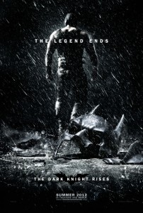 The Dark Knight Rises - Bane poster
