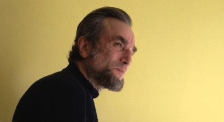 Daniel Day Lewis is Lincoln