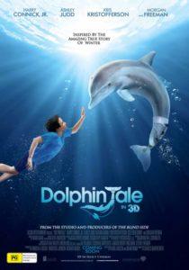 Dolphin Tale poster - Australia