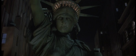 Ghostbusters II - Statue of Liberty