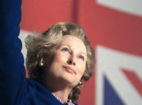 Meryl Streep is The Iron Lady