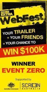 Movie Extra Webfest poster