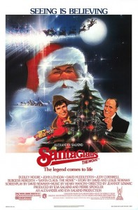 Santa Claus: The Movie (1985) poster