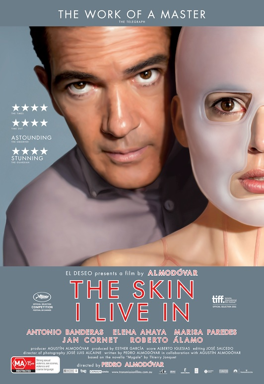 Review: The Skin I Live In – The Reel Bits