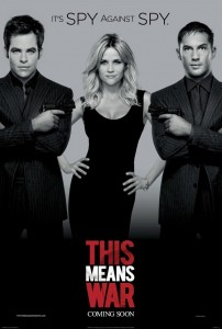 This Means War (2012) poster