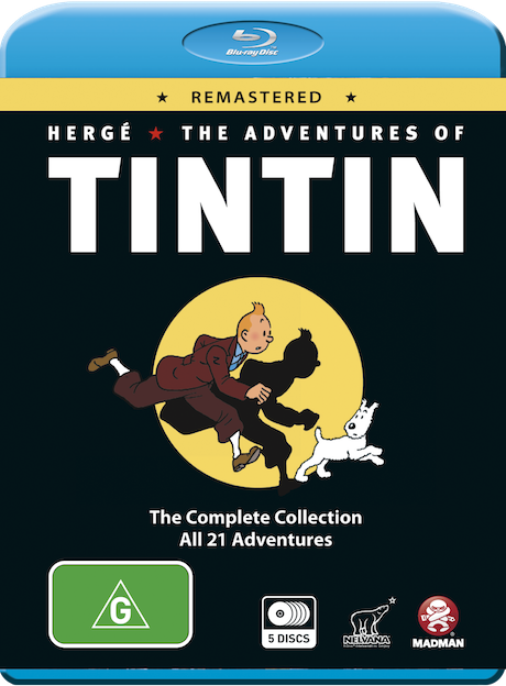 Herge- The Adventures Of Tin Tin Complete torrent ...