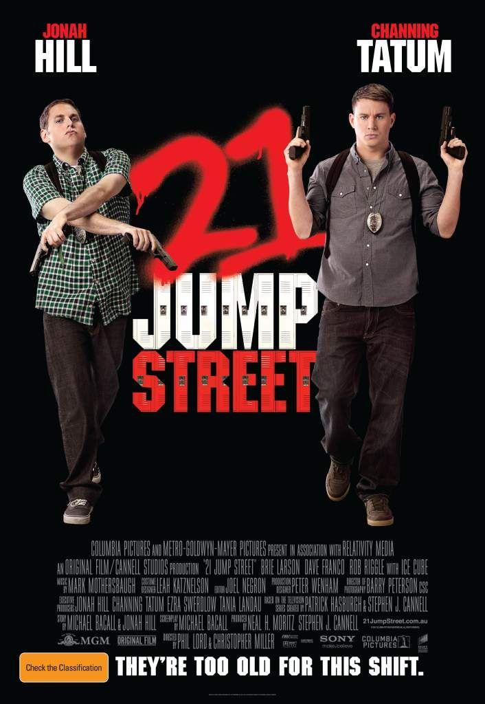 21 Jump Street poster - Australia
