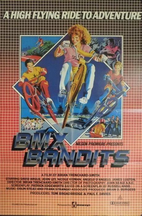 BMX Bandits (1983) poster