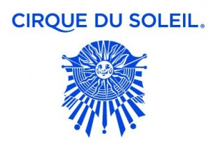 Cirque Du Soleil Logo (Blue)