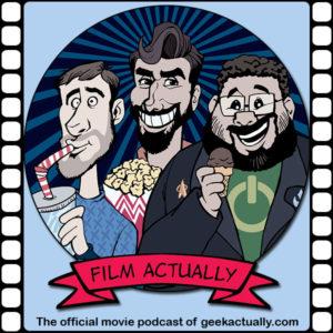 Film Actually Logo - Trio