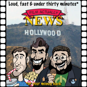 Film Actually News Logo