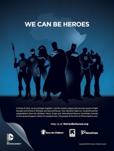 DC Entertainment - We Can Be Heroes
