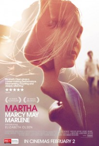 Martha Marcy May Marlene poster - Australia (Fox)