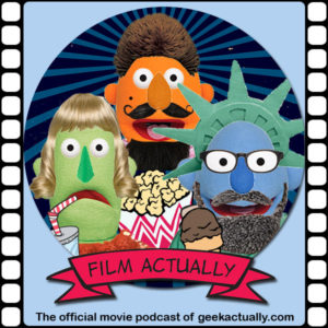 Muppet Film Actually Cover Art