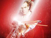 Star Wars: Episode I The Phantom Menace 3D poster - Lightsaber featured