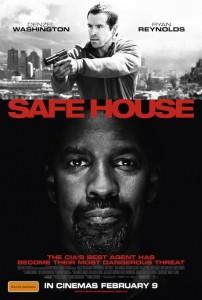 Safe House - Australian poster