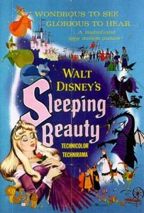 Sleeping Beauty poster (1959) - Disney