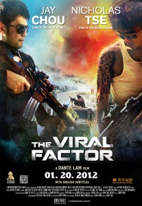 The Viral Factor poster