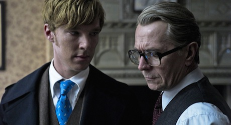 Tinker Tailor Soldier Spy - Gary Oldman and Benedict Cumberbatch