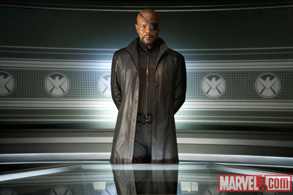 The Avengers - Nick Fury (Samuel L. Jackson)