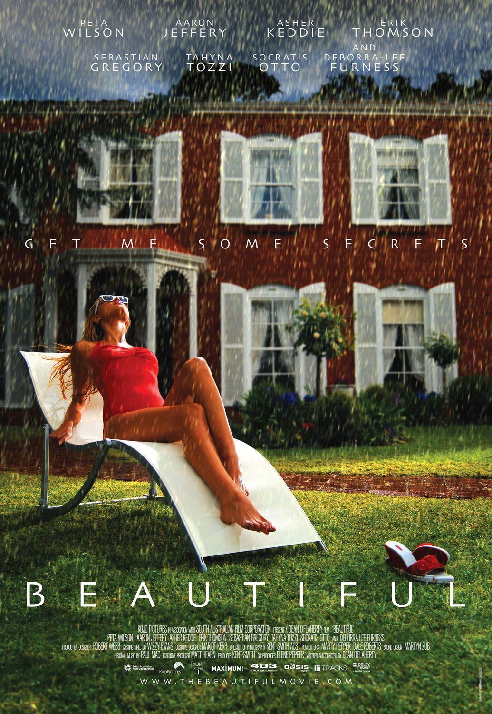 Beautiful (2009) poster - Australia - Jeremy Saunders