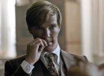 Benedict Cumberbatch in Tinker Tailor Solider Spy