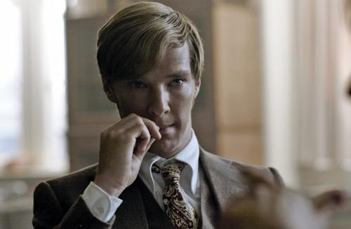 Benedict Cumberbatch in Tinker Tailor Solider Spy