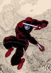 Daredevil (2011) #1 - Paolo Rivera