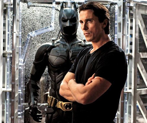 The Dark Knight Rises - Christian Bale as Bruce Wayne/Batman - EW.com