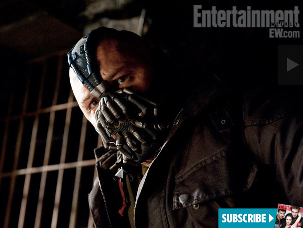 The Dark Knight Rises - Bane - EW.com