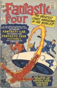 Fantastic Four Vol 1 - Issue 3