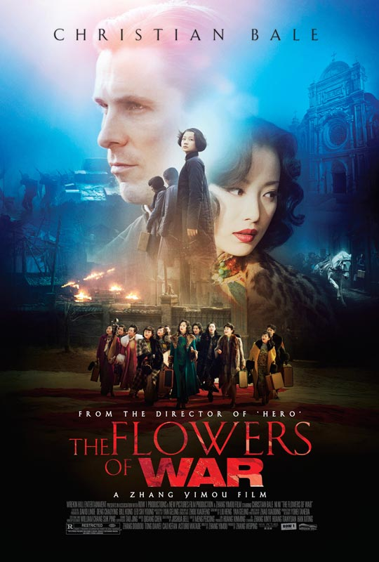 The Flowers of War - US poster