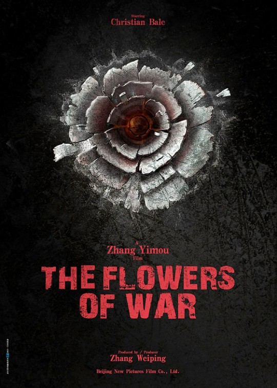 Flowers of War poster