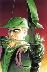 Green Arrow - Matt Wagner
