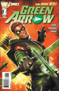 Green Arrow (New 52) - Issue 1