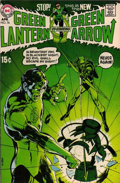 Green Lantern/Green Arrow 76