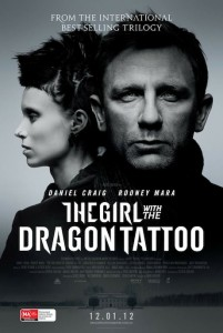 The Girl with the Dragon Tattoo - Final poster (Australia)