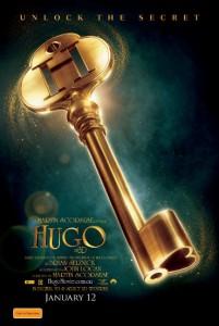 Hugo poster - Australia