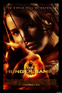 The Hunger Games (2012) - Final poster