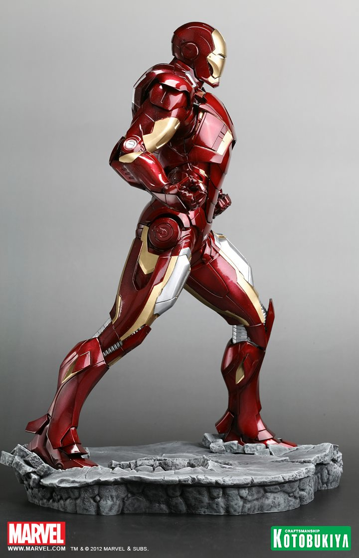 Avengers Movie Iron Man Mark VII ARTFX Statue