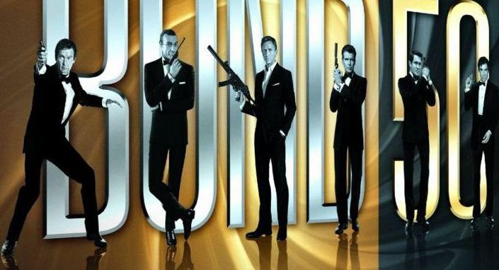 James Bond Blu-ray Complete