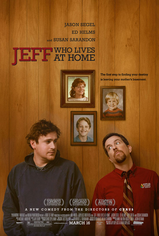 Jeff, Who Lives At Home poster