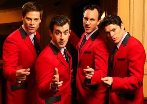 Jersey Boys Australia