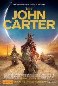 John Carter poster - Australia