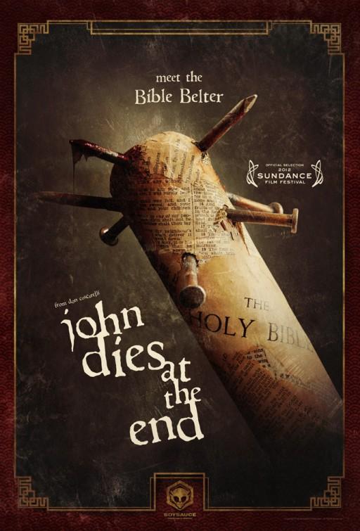 John Dies At the End - Sundance poster