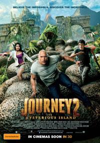 Journey 2 poster - Australia