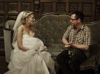 Melancholia - Kirsten Dunst and Lars Von Trier