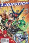 New 52 - Justice League #1