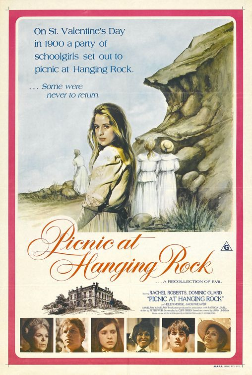 Picnic At Hanging Rock (1975/1990) poster